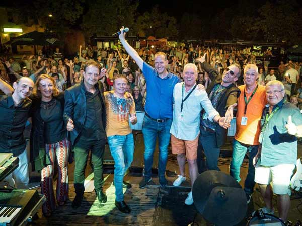 Toms Tanzband in Magdeburg